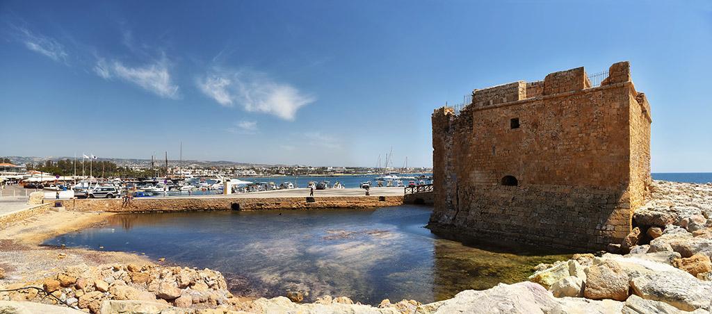 Tvrđava Pafos Kipar