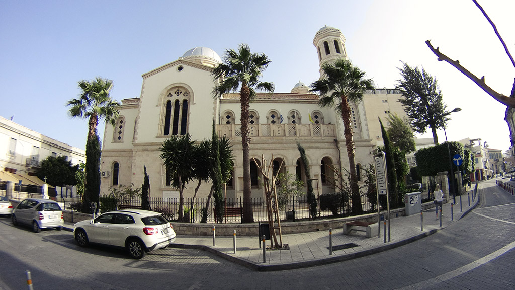 Crkva Aja Napa Limasol Kipar