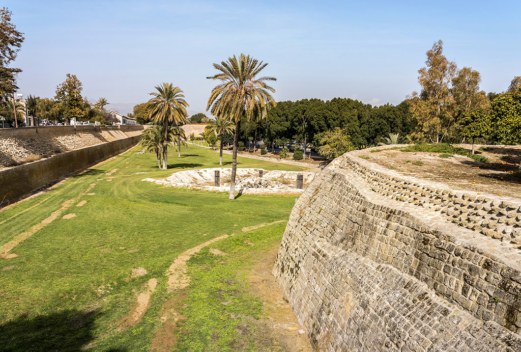 Venecijanske zidine Nikozija Kipar