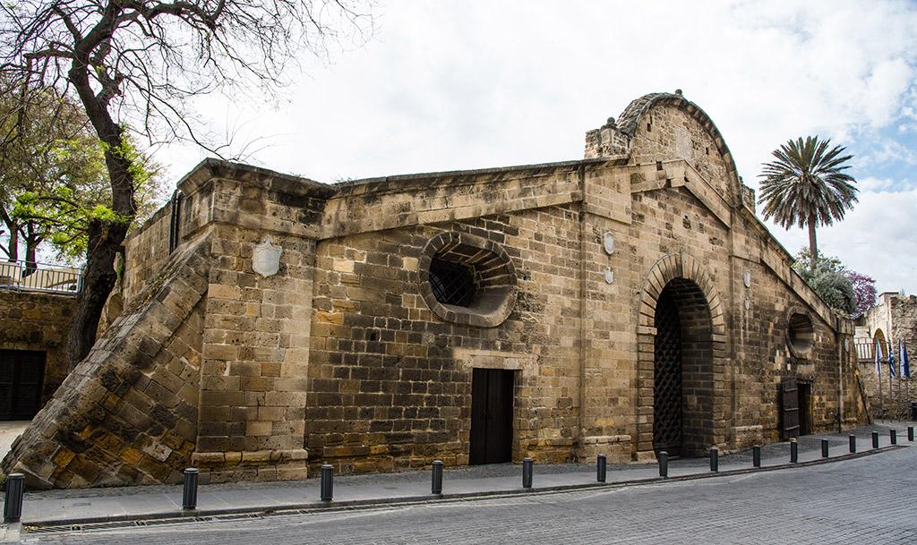 Kapija Famagusta Nikozija Kipar