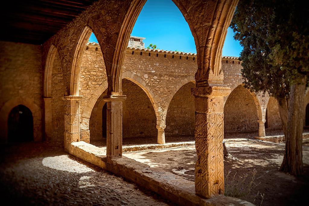 Manastir Agia Napa Aja Napa Kipar