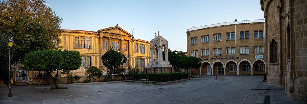 Faneromeni trg Nikozija Kipar