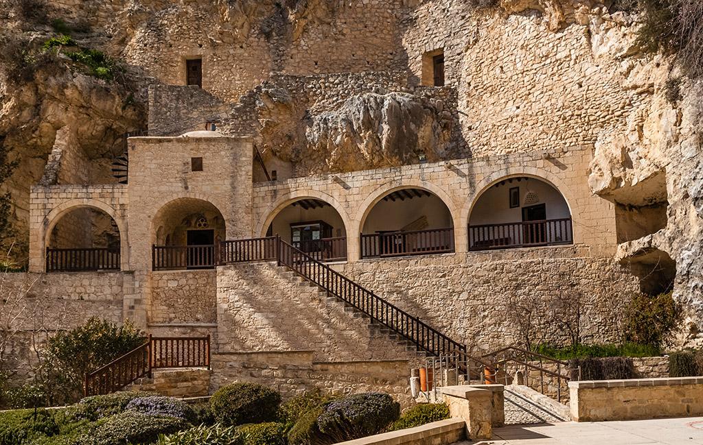Manastir Agios Neophytos Agios neofitos Pafos Tala Kipar