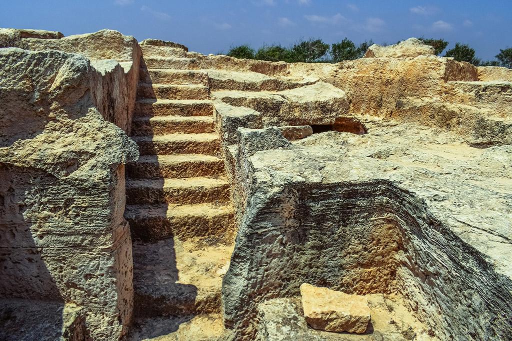 Makronissos grobnice Aja Napa Kipar