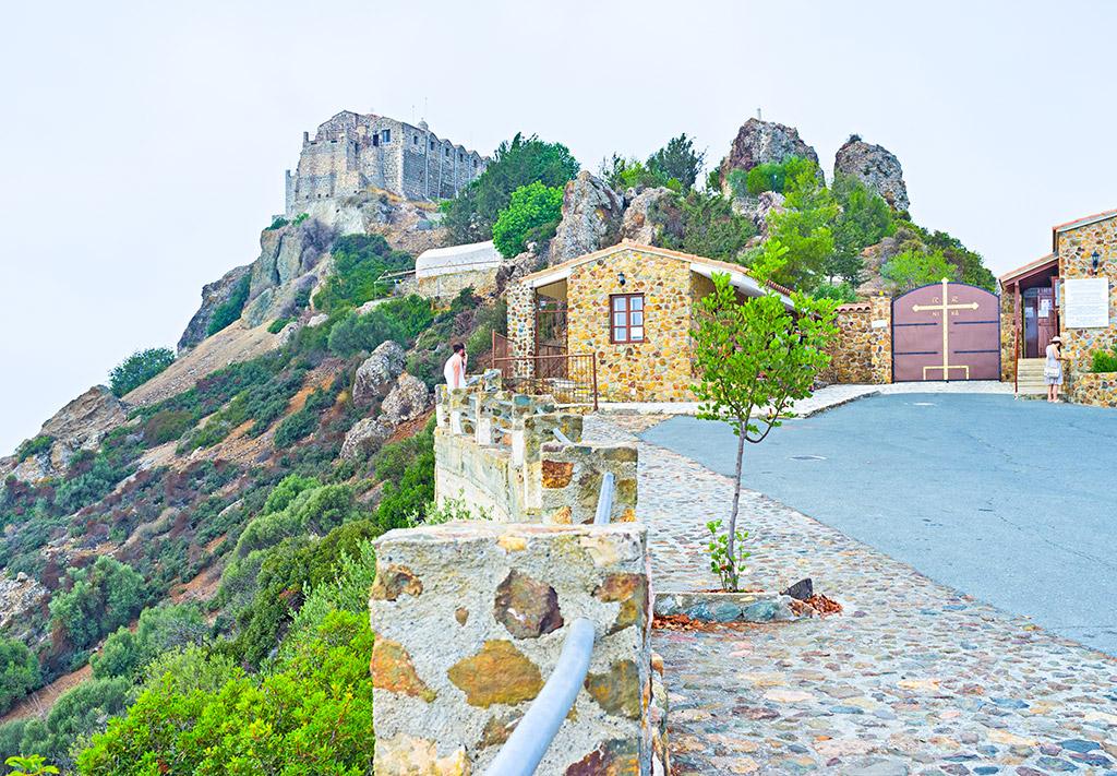 Manastir Stavrovouni Larnaka Kipar