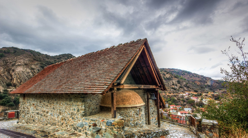 Selo Panagia Pafos Kipar