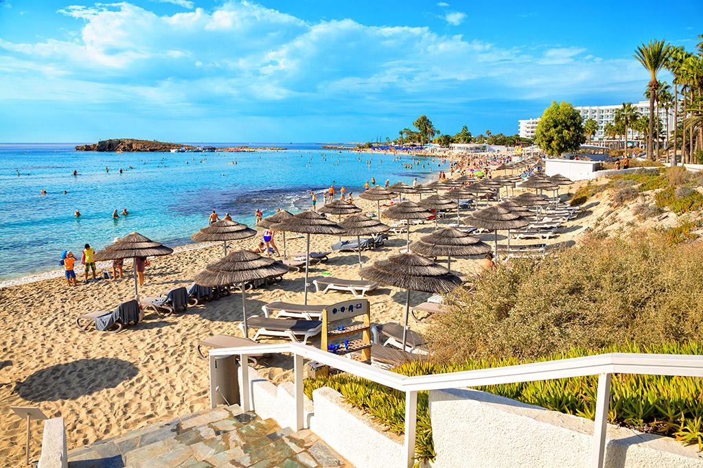 Plaza Nissi Beach Aja Napa Kipar
