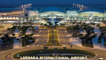Aerodromi na Kipru