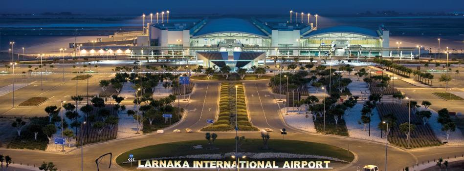 Aerodrom u Larnaci