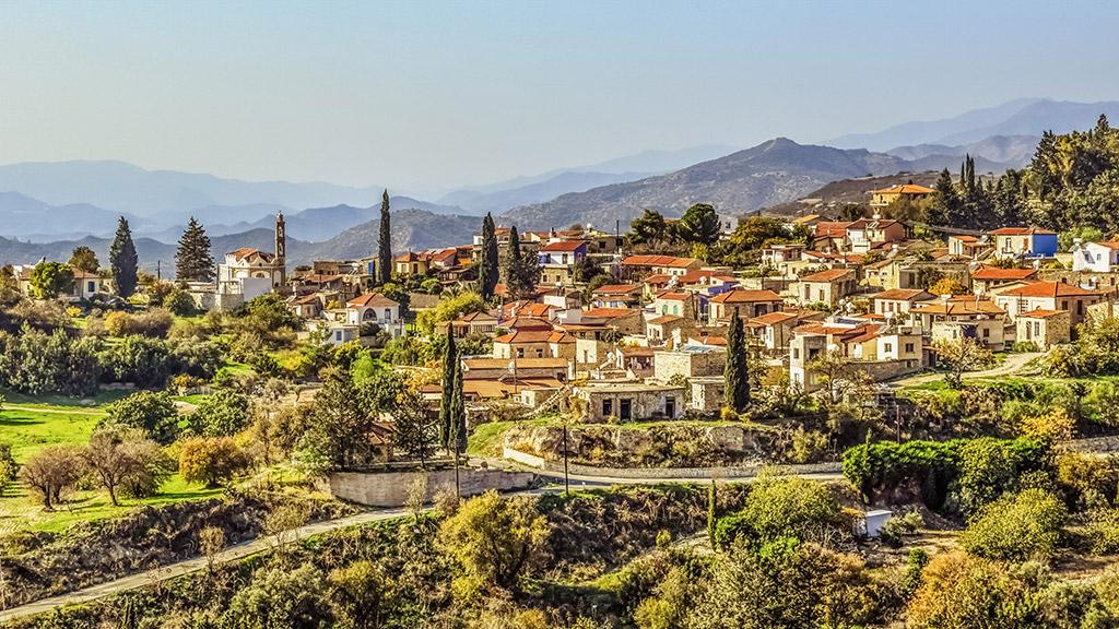 Agroturizam na Kipru