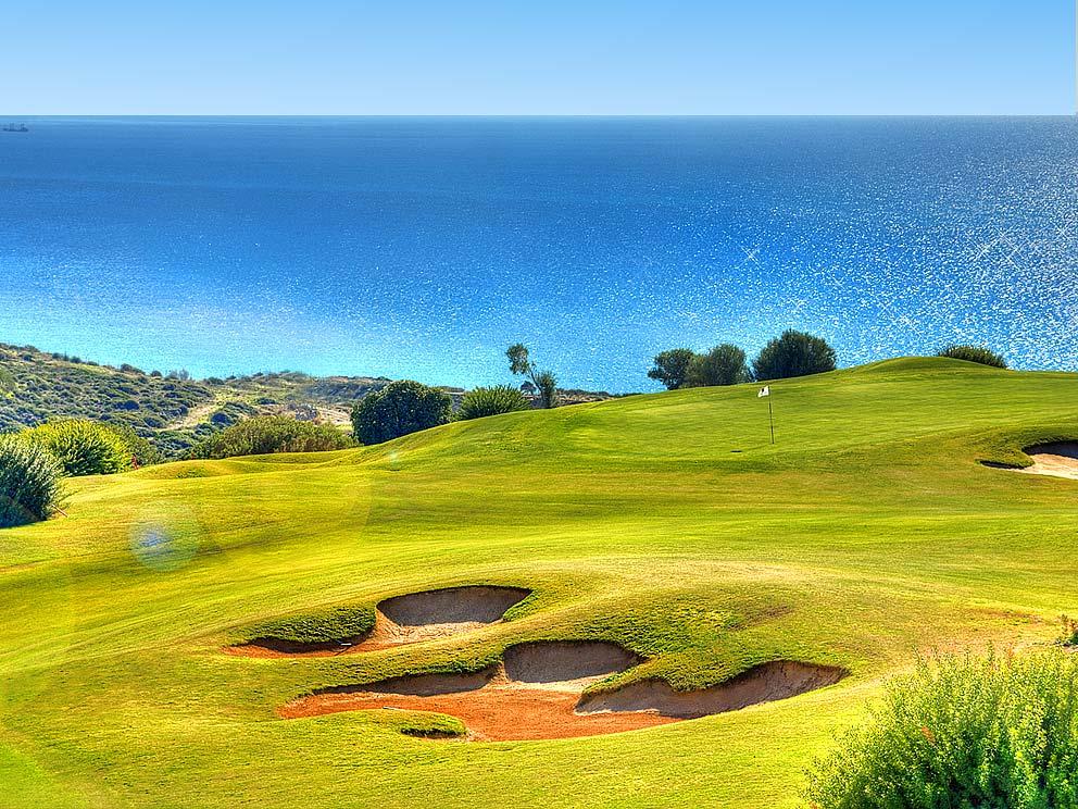 Aphrodite Hills Golf Course Kipar