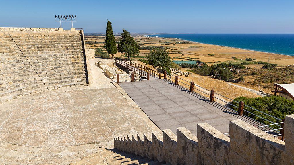 Kurion Kourion Limasol Kipar