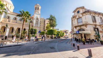 Gradovi na Kipru