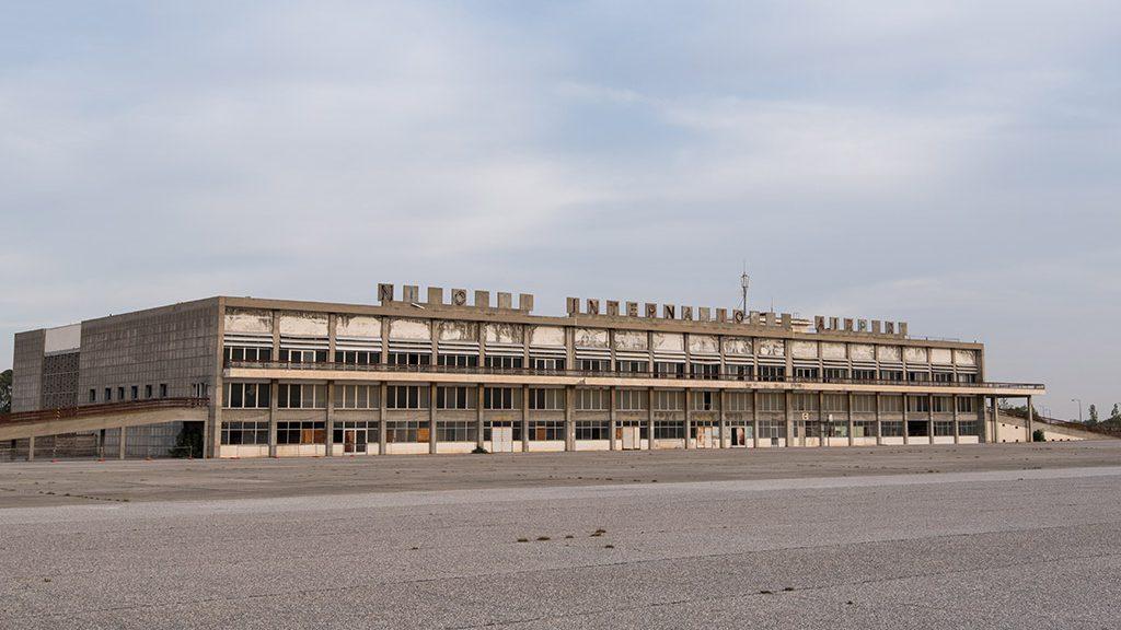 Nikozija aerodrom Kipar