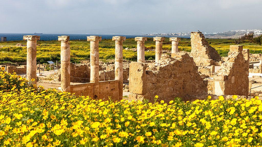 Arheoloski park Pafos
