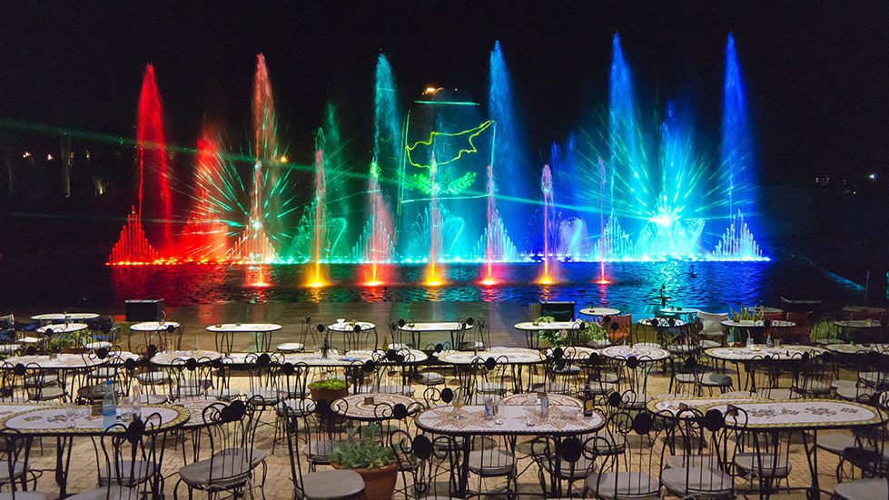 Magic Dancing Waters Protaras Kipar