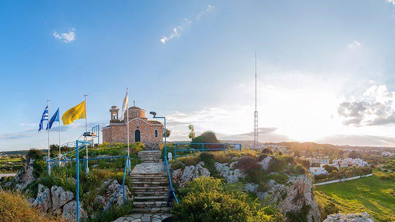 Crkva Profitis Elias Protaras Kipar