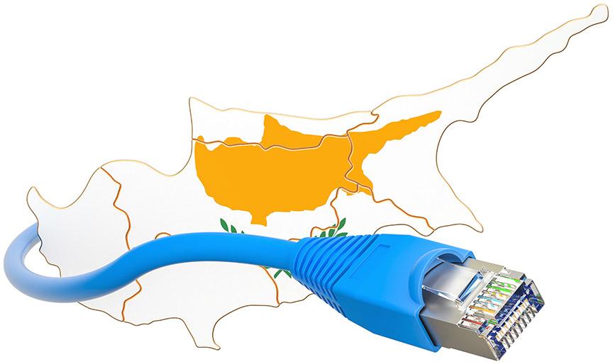 Internet na Kipru