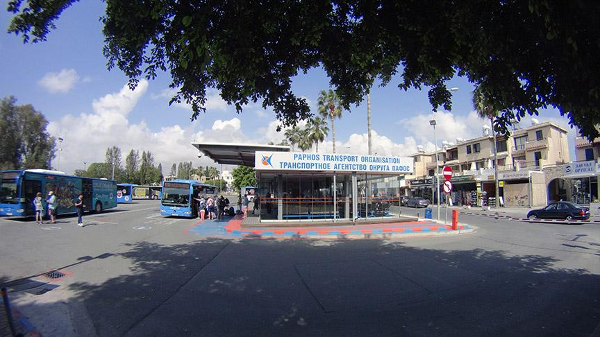 Autobuska stanica Kato Pafos