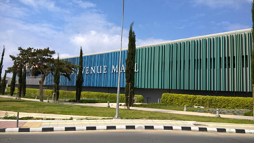 Kings Avenue Mall - Pafos - Kipar