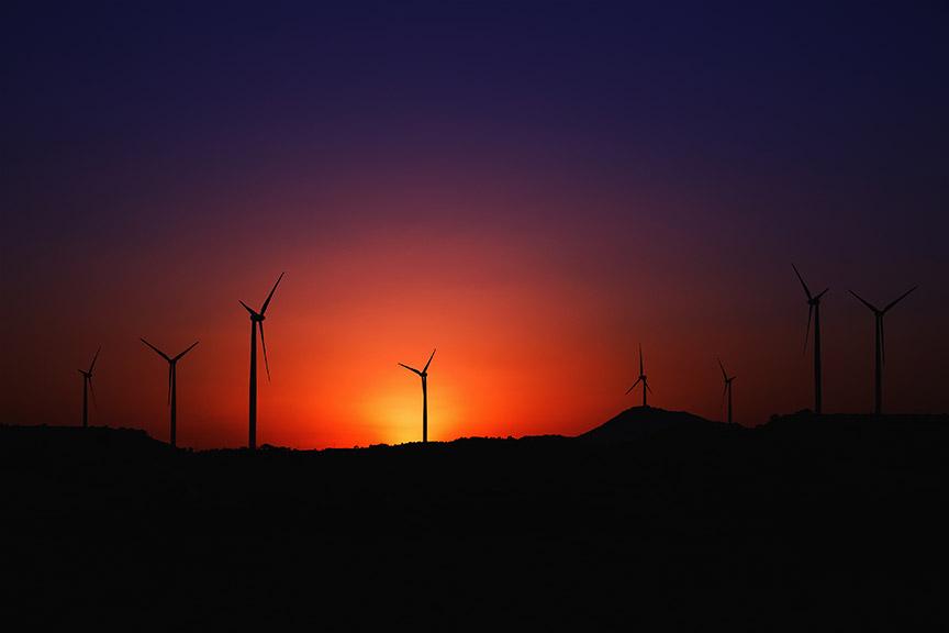 Zalazak sunca na Kipru - Moj Kipar