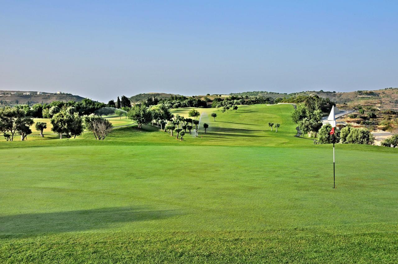 Minthis Hills Golf Club Kipar
