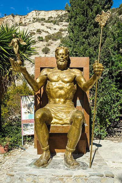 Mitologija na Kipru - Moj Kipar
