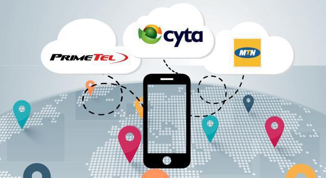 Mobilni operateri na Kipru