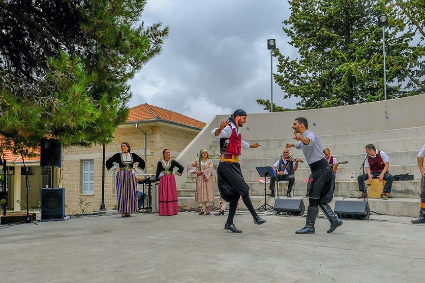 Narodne igre i plesovi na Kipru - Moj Kipar