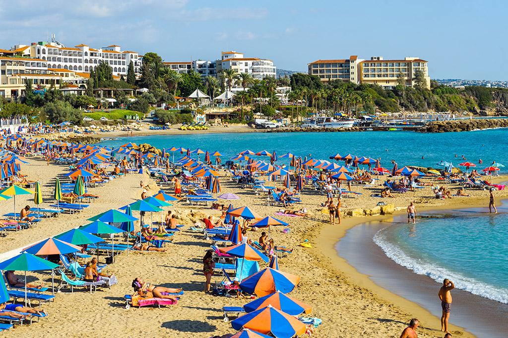 Plaza Coral Bay Pafos Kipar