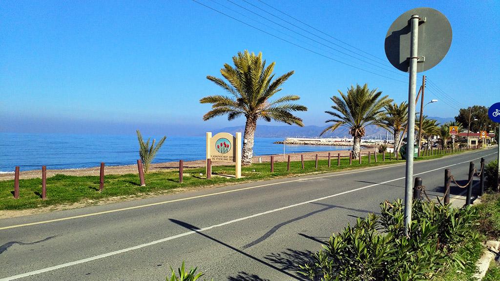 Plaza Latchi Pafos Kipar