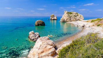Plaže u Pafosu