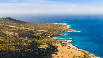 Poluostrva na Kipru
