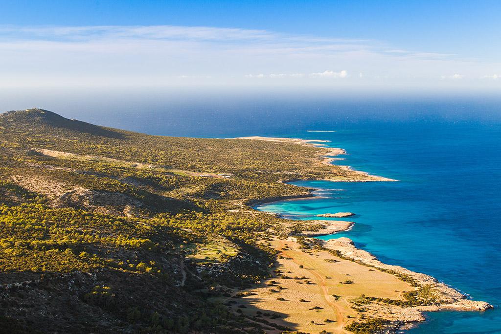 Akamas poluostrvo Kipar