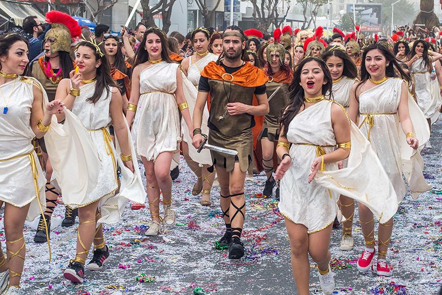 Karneval u Limasolu