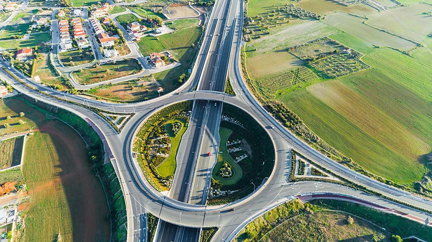 A1 autoput od Limasola ka Nikoziji