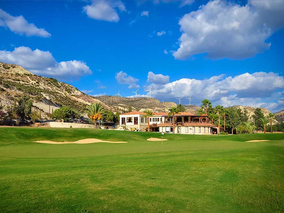 Secret Valley Golf Course Kipar