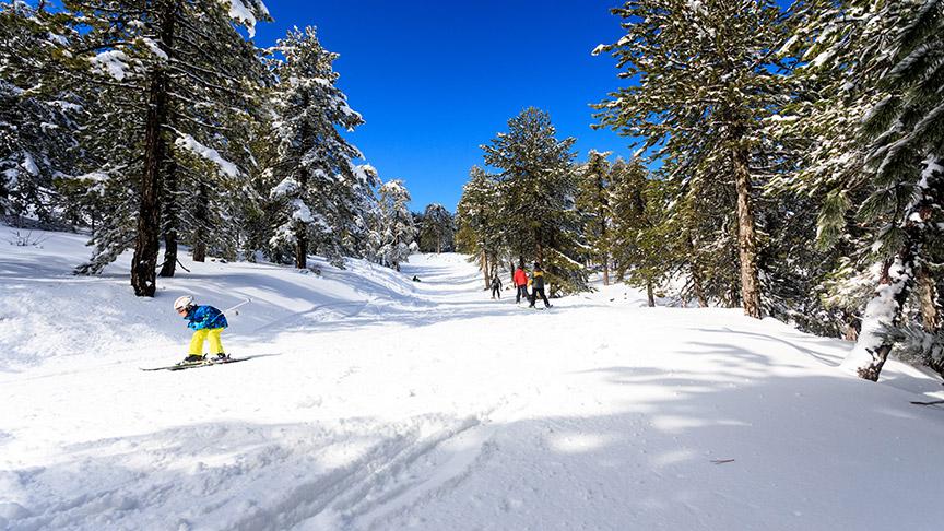 Skijanje na Kipru