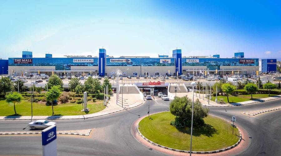 The Mall of Cyprus - Nikozija - Kipar
