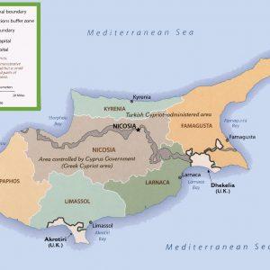 Politika na Kipru