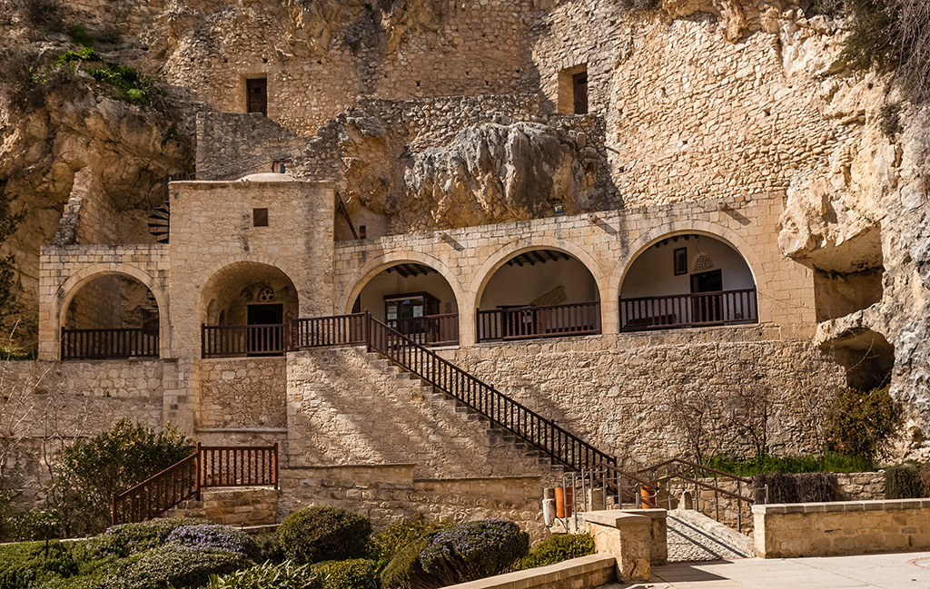 Manastir Agios Neofitos Tala Pafos Kipar