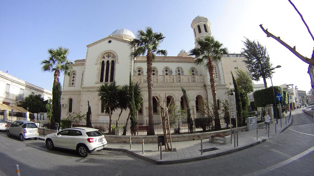 Katedrala Aja Napa Limasol Kipar