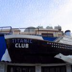 Titanic klub Aja Napa Kipar