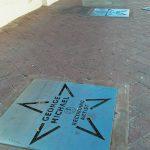 Ulica slavnih Kiprana Aja Napa Kipar