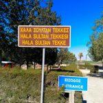 Hala Sultan Tekke Larnaka Kipar