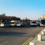 Autobuska stanica Pafos Kipar