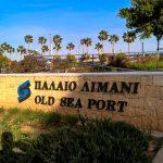 Stara luka Limasol Kipar
