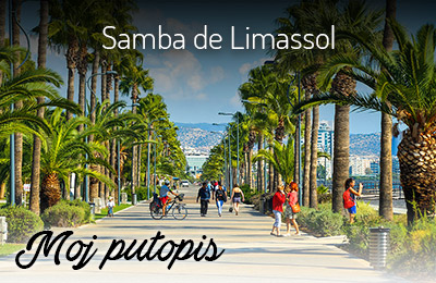 Putopis Kipar Samba de Limassol