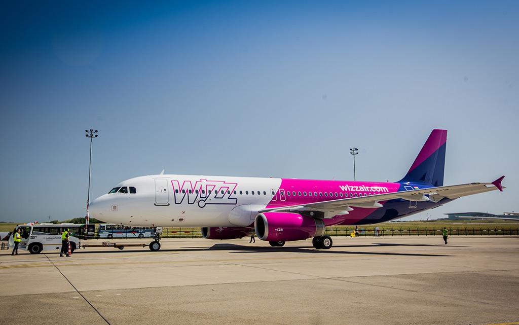 Wizz Air Moj Kipar