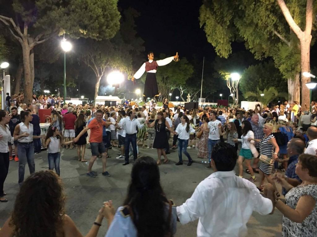 Festival vina Limasol Kipar